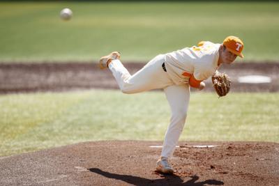 Vols Baseball- McLaughlin
