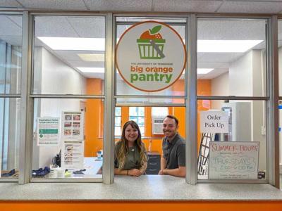 Big Orange Pantry