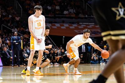 Vols Basketball vs Vanderbilt