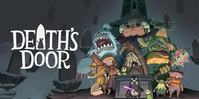 Death's Door Cover