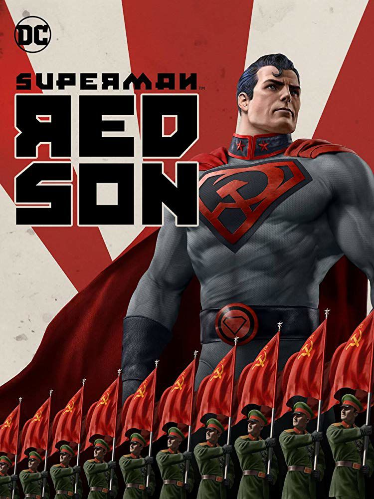 Superman Red Son Soars Almost Shines Entertainment Utdailybeacon Com