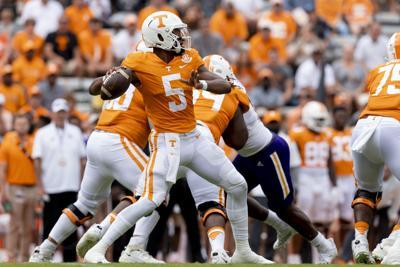 Hendon Hooker- Tennessee vs. Tennessee Tech