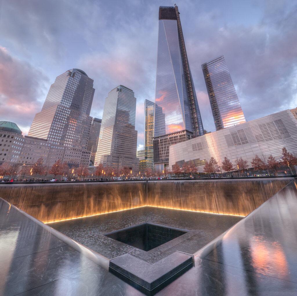 9/11 Memorial: New York City