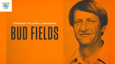 Bud Fields memorial graphic