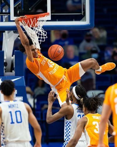 Keon Johnson- Tennessee at Kentucky