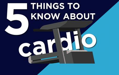 5 things to know about cardio image