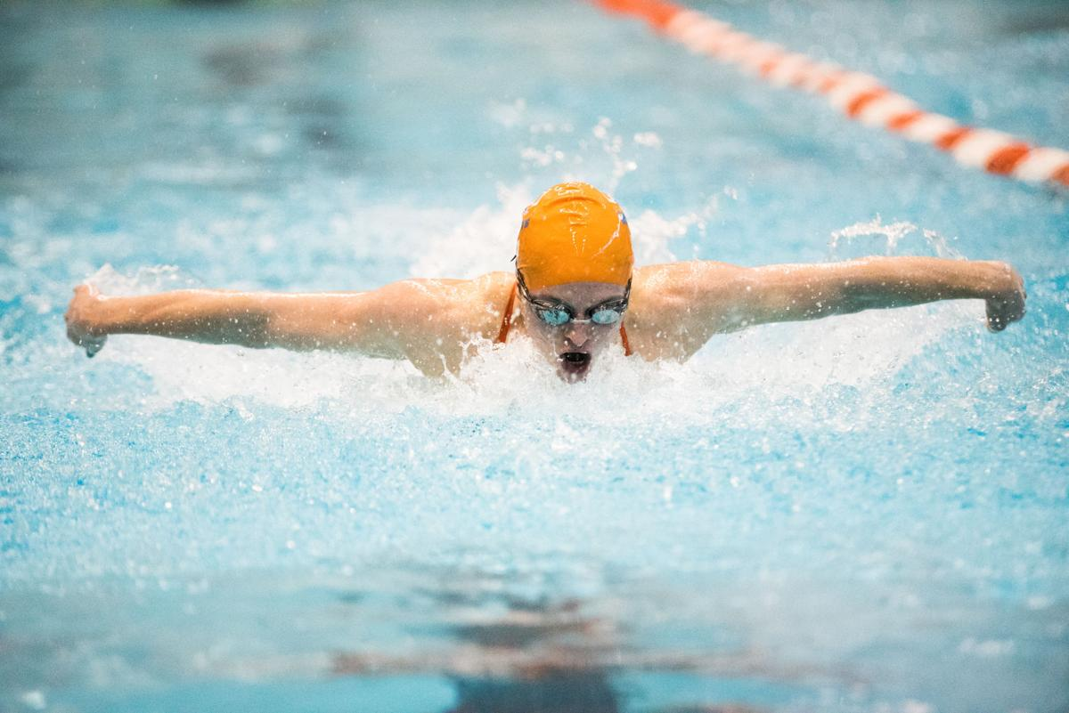 UT Swim and Dive vs. Purdue University
