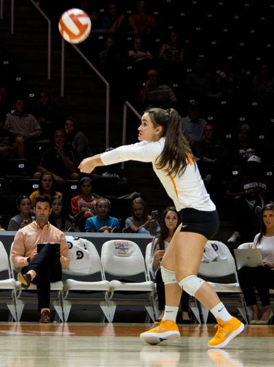 Volleyball vs. Miss St