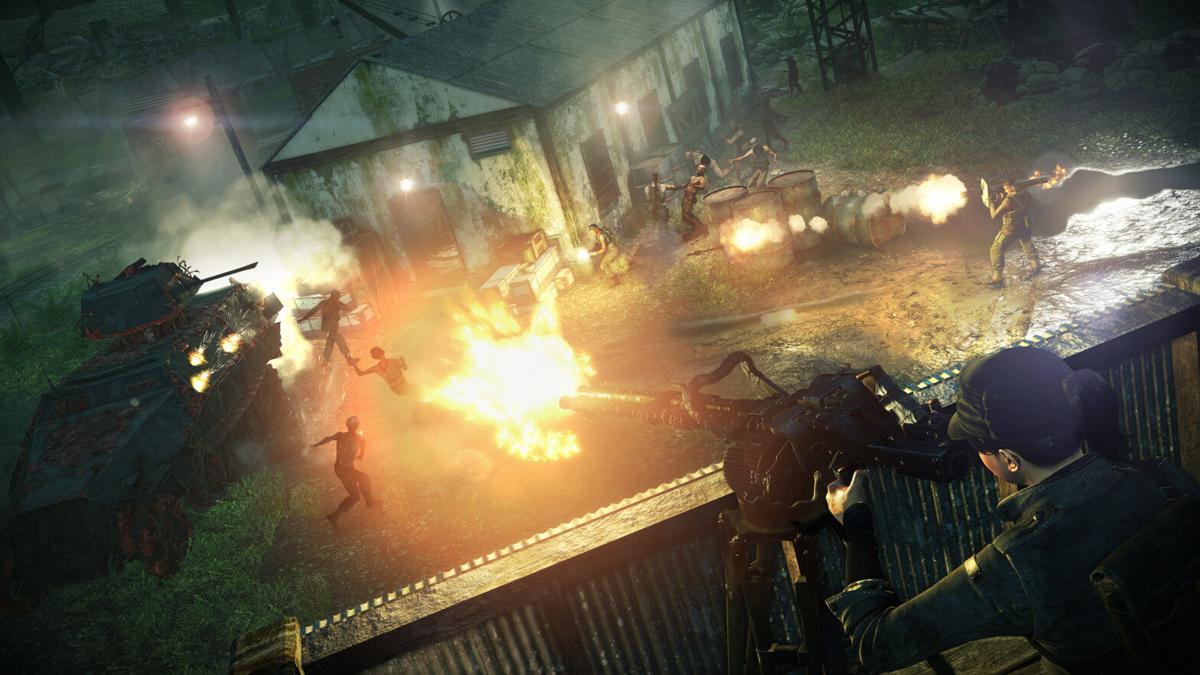 Zombie Army 4 Screenshot 3