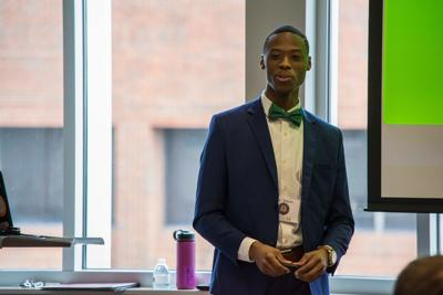 Black Issues Conference: Aaron Dixon