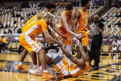 Mizzou Tigers vs. Tennessee Volunteers
