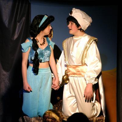 Local theater offers children summer of art