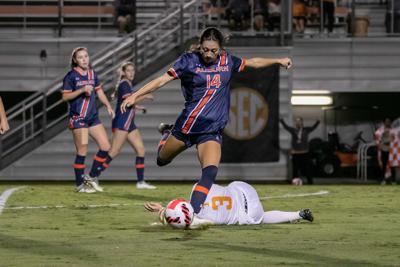 Notebook: Two clutch goals lift Lady Vols over Auburn