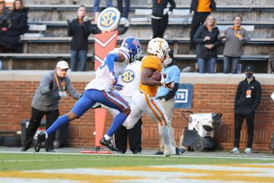 Eric Gray- Florida at Tennessee