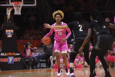 Lady Vols Basketball vs Vandy