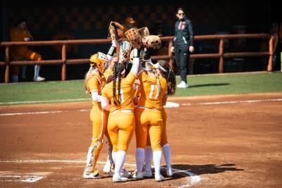 Lady Vols Softball vs Stanford