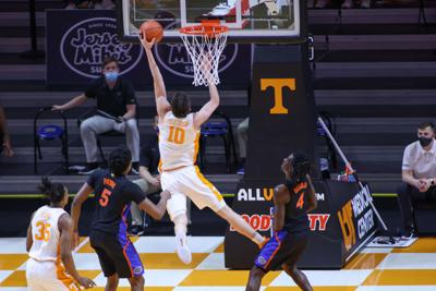 John Fulkerson- Florida at Tennessee