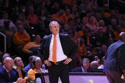 Vols Basketball vs Arkansas