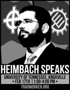 Heimbach Speaks