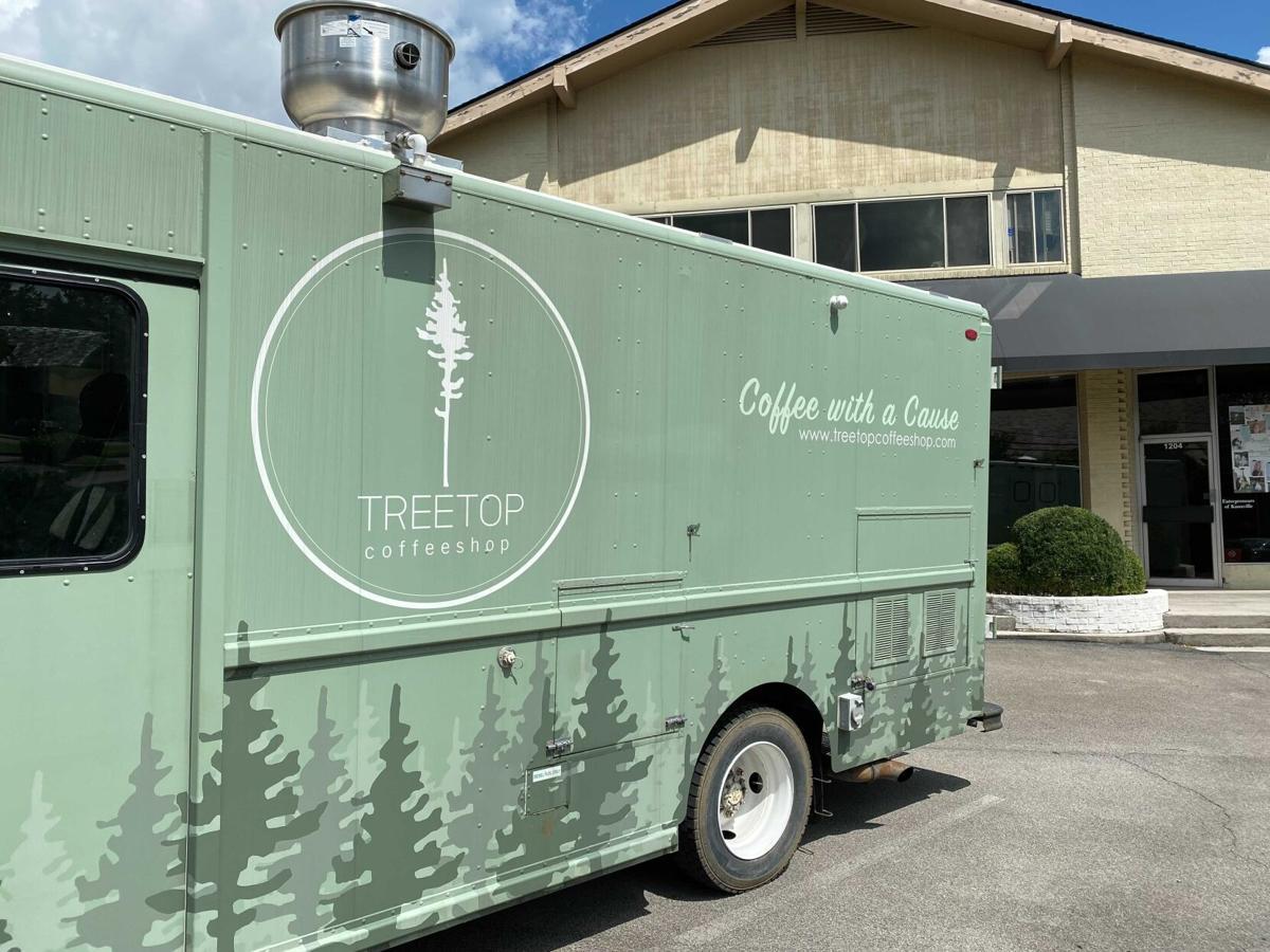 Treetop Coffee Truck