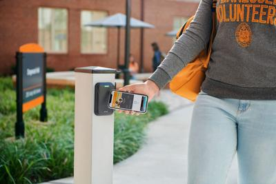 Contactless student IDs