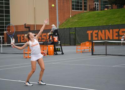 Women's Tennis vs Vanderbilt