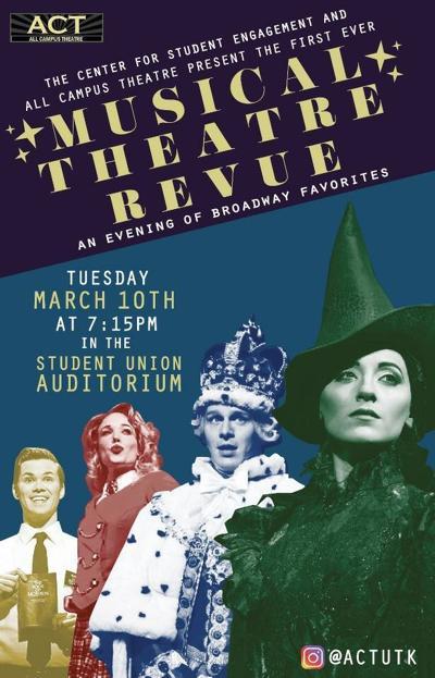 Musical Theatre Revue