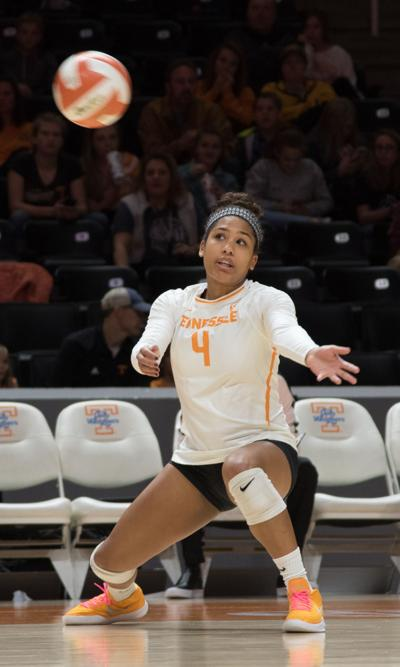 Volleyball vs. Texas A&M