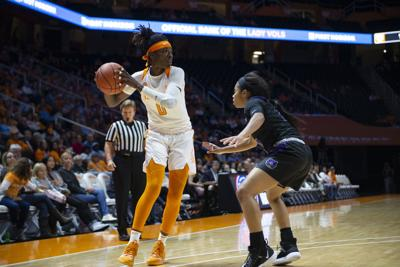 The Lady Vols vs. Central Arkansas
