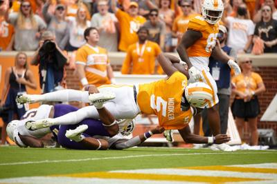 Vols vs Tennessee Tech football