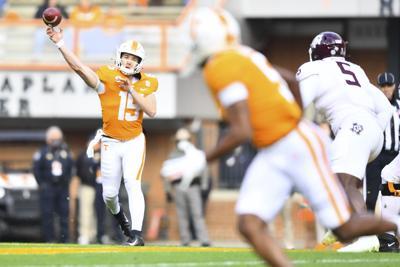Harrison Bailey- Tennessee vs Texas A&M