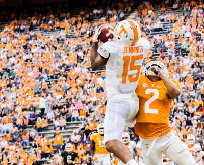 Tennessee Football Schedule 2020.Tennessee Announces 2020 Football Schedule Football