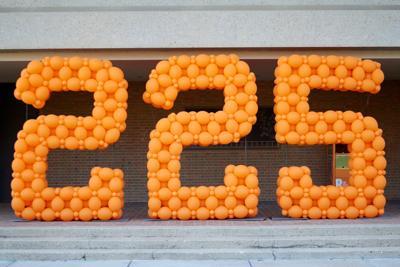 Big Orange Birthday