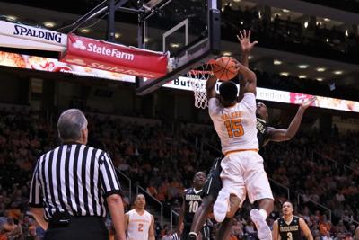 Men's basketball vs Vanderbilt