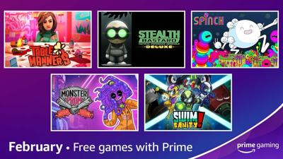 Games with Prime Feb 2021