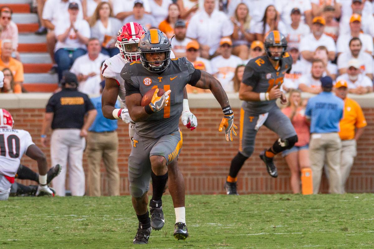 Vols take hit after Tennessee football players suspended ...