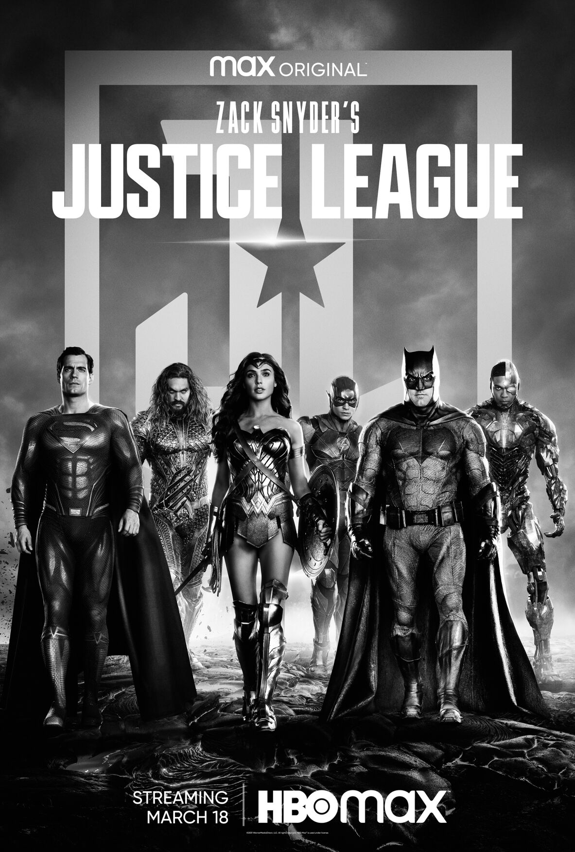 Zack Sndyer's Justice League