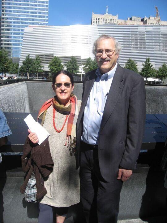 9/11 Memorial: Dr. Marilyn Kallet, Dr. Lou Gross