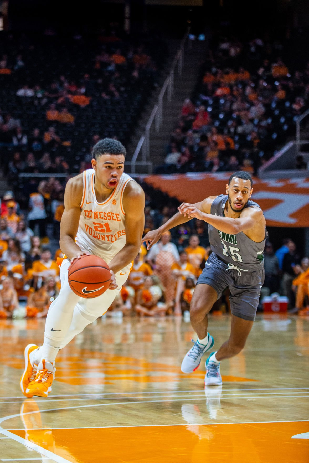 The Vols vs. Eastern New Mexico