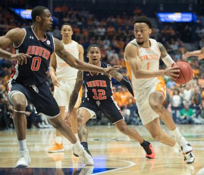 Men's Basketball SEC Tournament vs. Auburn University