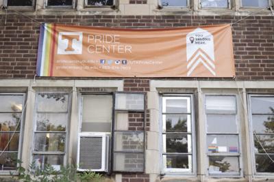 Pride Center banner
