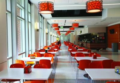 Student Union Phase I Dining