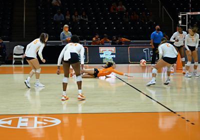 10/29 Volleyball vs. Georgia