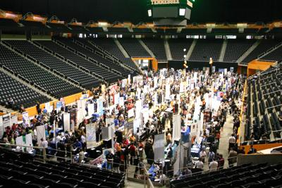 Spring job fair aims to connect students, employers