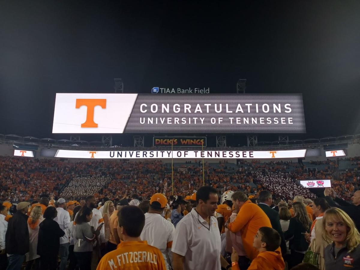 2020 Taxslayer Gator Bowl: Tennessee beats Indiana, 23-22