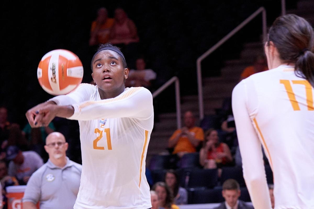 The Lady Vols vs. North Dakota State