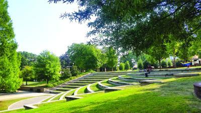 Where to Study - Amphitheater