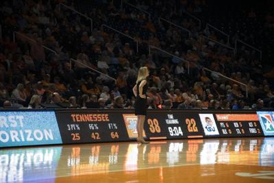 Lady Vols vs. Tennessee State