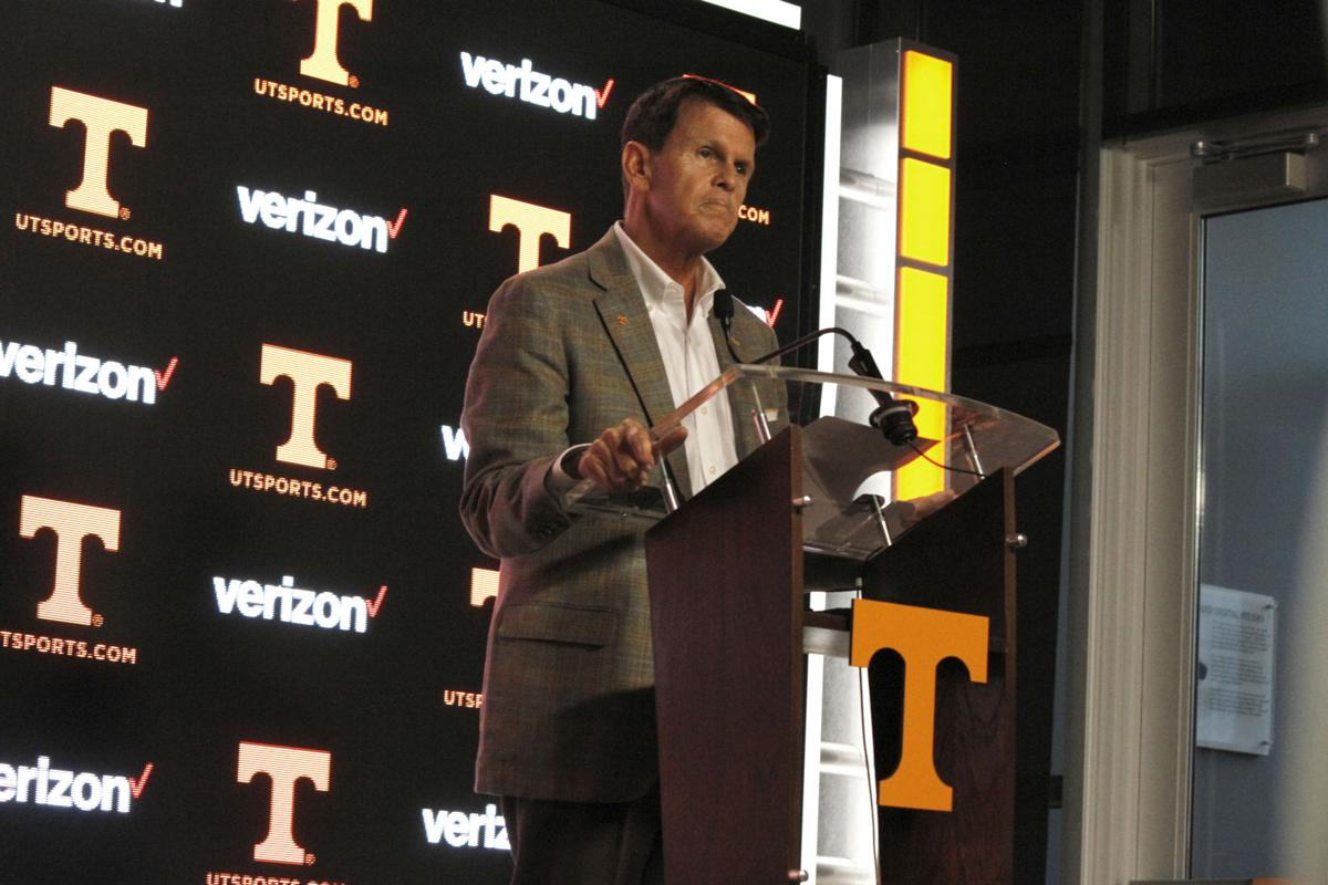 Dave Hart Retirement Press Conference