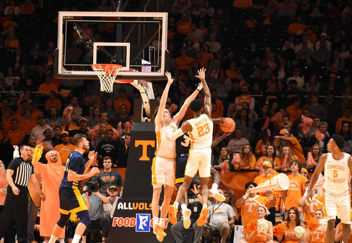 Vols vs Chattanooga